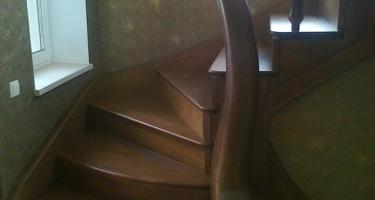 фото эксклюзивной лестницы в частном доме