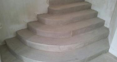 фото до обшивки лестницы деревом Краснодар