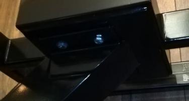 фото отделки каркаса лестницы из металла в Краснодаре