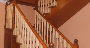 картинка П-образной лестницы