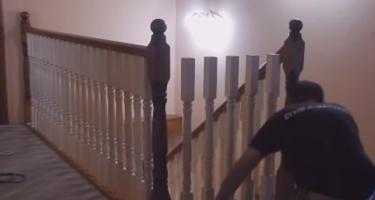 изготовление п образной лестницы