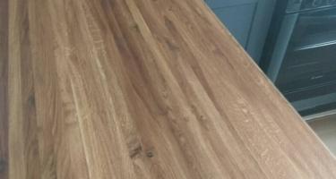 кухонные столешницы из натурального дерева