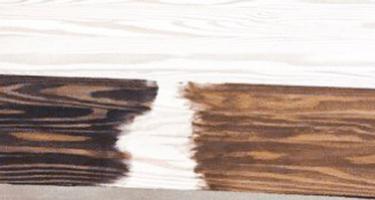 покрытие лаком деревянной столешницы в ванную фото