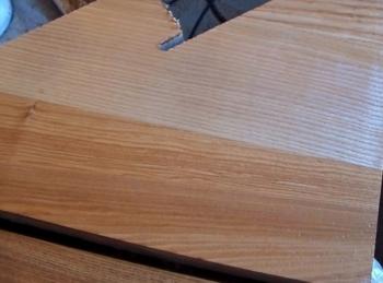 покрытие маслом деревянной лестницы в Краснодаре