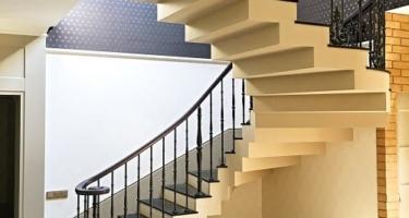 деревянная забежная лестница изготовление
