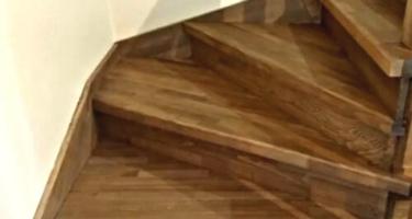 Элементы лестниц из бука