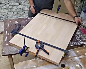 Изготовление деревянных ступеней
