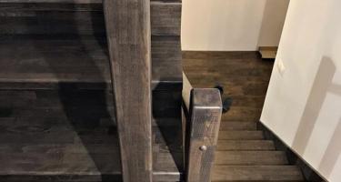 купить деревянные ступени в Краснодаре