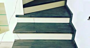 лестницы из ясеня в Краснодаре