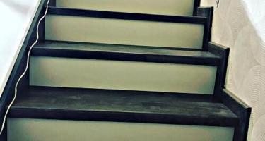 ступени из ясеня для лестниц на заказ