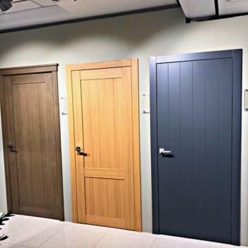 Крашеные двери из массива на заказ в Краснодаре
