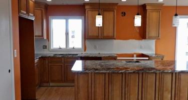 Фасады из массива для кухонной мебели