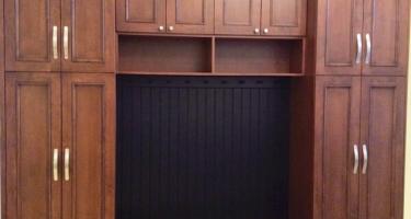Мебельные фасады из массива для гардероба