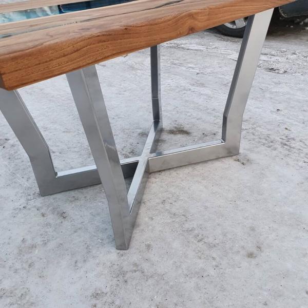 Основание стола реки арт. СРК002